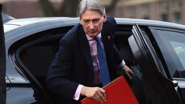 Le ministre britannique des Affaires étrangères Philip Hammond a affirmé que les négociations avec l'UE se poursuivraient jusqu'à la dernière minute.