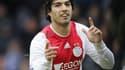 Luis Suarez avec l'Ajax en 2008