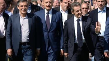 François Fillon, Alain Juppé et probablement Nicolas Sarkozy seront candidats à la primaire à droite.