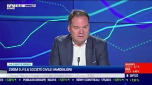 Marc Julien (FNAIM du Grand Paris) : Zoom sur la société civile immobilière - 14/10