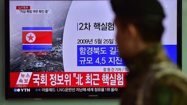 L'annonce de l'essai nucléaire H en Corée du Nord s'ajoute aux tensions du moment, dans des marchés toujours très volatils.