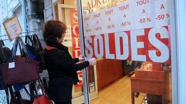 Certains magasins ont enregistré de fortes chutes de fréquentation.