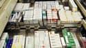"""La cour d'appel de Colmar estime que les centres Leclerc peuvent continuer à faire campagne contre le prix des médicaments non remboursés et revendiquer le droit de les vendre dans leurs """"espaces santé"""". /Photo d'archives/REUTERS/Eric Gaillard"""