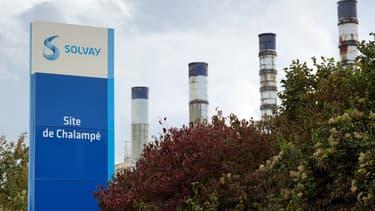 "Solvay veut ""simplifier"" son organisation."
