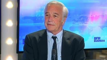 François Rebsamen était l'invité de BFM Business ce vendredi 23 mai.