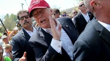 Donald Trump veut que tous les immigrés clandestins soient expulsés des Etats-Unis.
