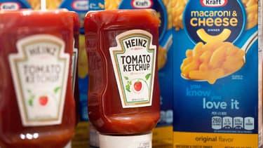 Le groupe Kraft Heinz renonce à acquérir Unilever. (image d'illustration)
