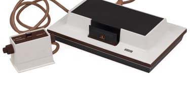 La Magnavox Odyssey, sortie en 1972, s'est vendue à 330.000 exemplaires.