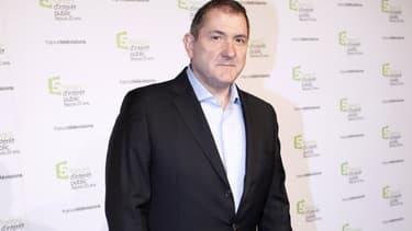 Yves Calvi en novembre 2014