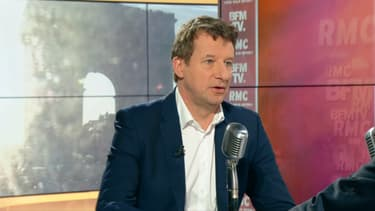 Yannick Jadot sur BFMTV et RMC ce lundi