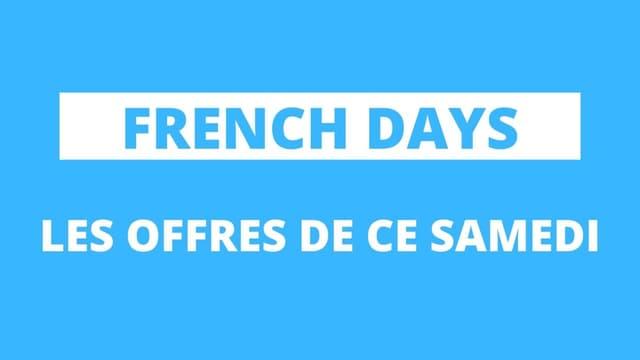 Offre French Days Samedi 29 mai 2021
