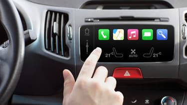 Les fonctionnalités des véhicules connectés sont encore trop peu connues des acheteurs.
