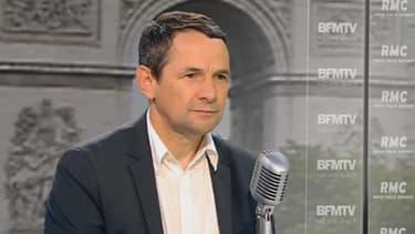 Thierry Mandon était l'invité de BFMTV-RMC, ce lundi 9 juin
