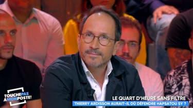"""Stéphane Simon, producteur des """"Terriens du dimanche"""""""