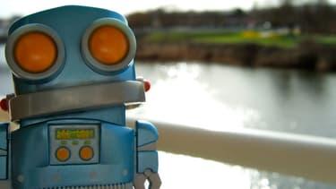 Les robots devraient être de plus en plus présents dans notre quotidien en 2025 (photo d'illustration)