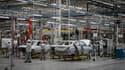 Nissan stoppe sa production