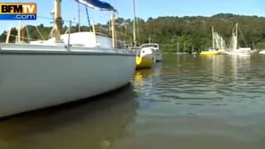 """Un jeune homme de 19 ans est mort noyé jeudi soir à Béganne, dans le Morbihan, à la suite d'un """"Défi Facebook""""."""