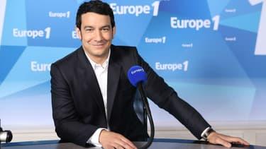 Thomas Thouroude arrivera sur la station le 3 avril