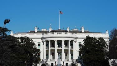 La Maison-Blanche aux Etats-Unis.