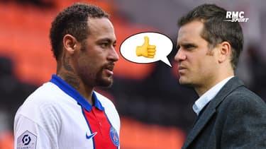 """PSG : Neymar ? """"Il faut le faire jouer dès qu'il est apte"""", juge Rothen"""