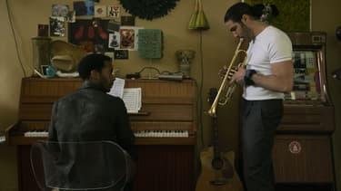 The Eddy, avec André Holland et Tahar Rahim