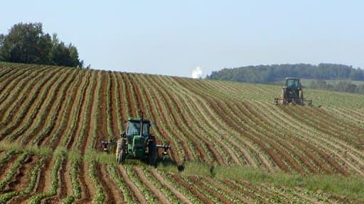 """L'Assemblée nationale examinera mardi une proposition de loi de la majorité pour """"éviter l'accaparement et la concentration"""" du foncier agricole"""