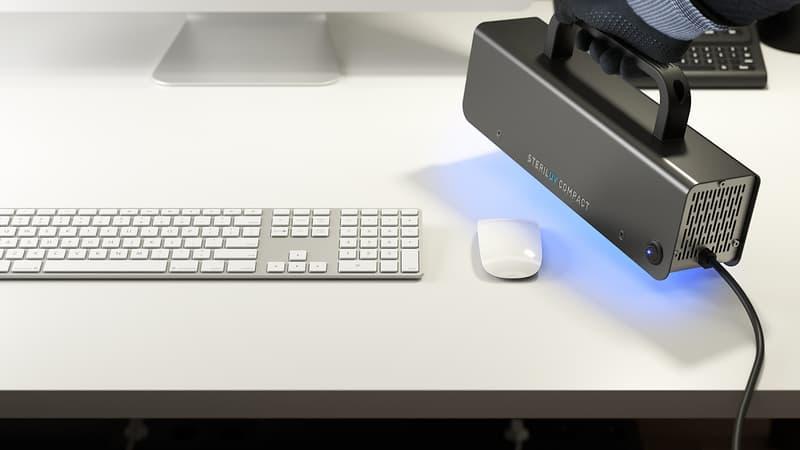 Pourquoi les lampes UV vont devenir les meilleures armes anti-Covid des entreprises