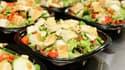 Une salade préparée vendue aux Etats-Unis (Photo d'illustration)