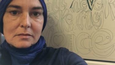 Sinead O'Connor, convertie à l'Islam, a changé de nom