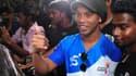 Bientôt un duo Ronaldinho-David Guetta ?