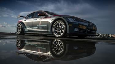 Le championnat Electric GT doit démarrer en 2017
