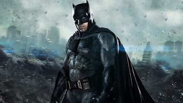 Batman incarné par Ben Affleck