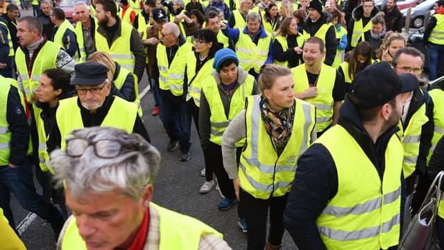 Un parti australien a choisi d'adopter le nom des gilets jaunes