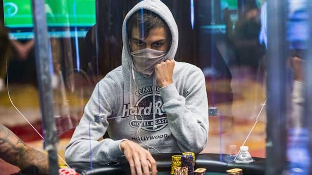 Arthur Conan, vainqueur du SHR du WPT Seminole Hard Rock Poker Open pour 733.000$