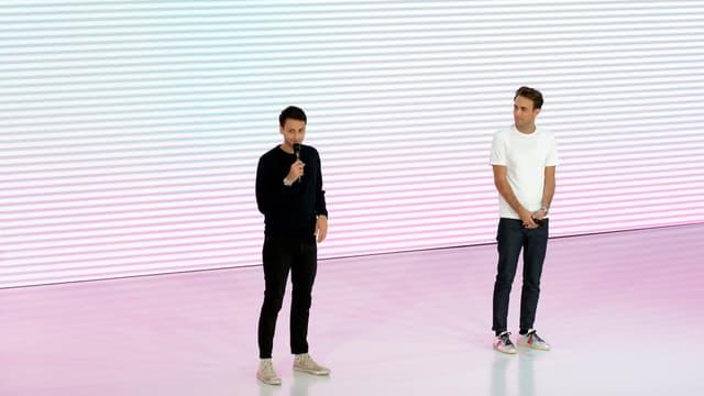 Le duo Sébastien Meyer et Arnaud Vaillant, arrivé en 2015, quitte la direction artistique de Courrèges.