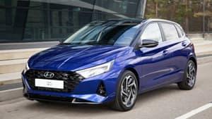 Hyundai i20 hybrid 48V Nouvelle Génération
