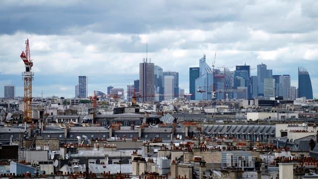 Le marché français des bureaux continue sa dégringolade au 1T