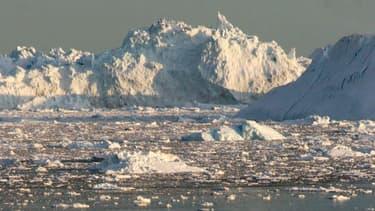 Les fjords du Groenland, le 28 août 2008.