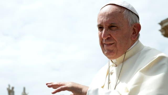 Le pape François - Image d'illustration