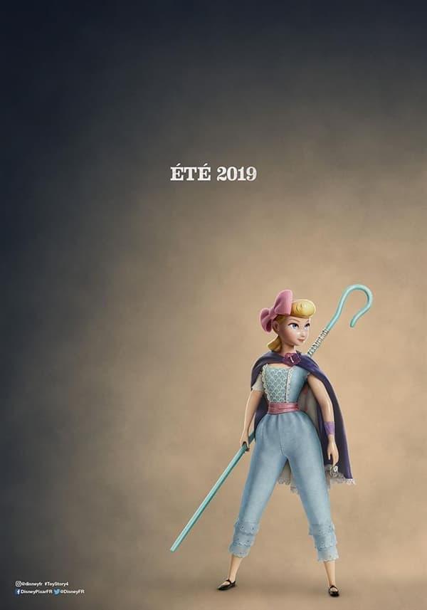 La Bergère dans Toy Story 4
