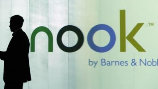 L'annonce du départ de William Lynch, le PDG de Barnes & Nobles, laisse planer le doute sur l'avenir de la librairie..
