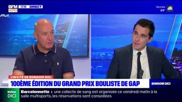 Gap: 100ème édition du Grand Prix bouliste