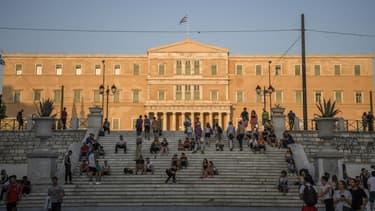 Le Parlement grec