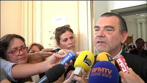 """Infanticides: Dominique Cottrez """"satisfaite d'avoir été entendue"""", selon son avocat"""