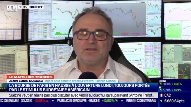 Le Match des traders : Andréa Tueni vs Jean-Louis Cussac - 08/02
