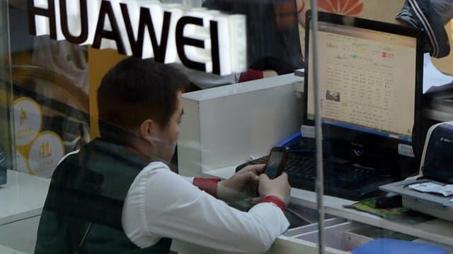 Huawei s'est déjà largement développé dans le haut débit mobile.