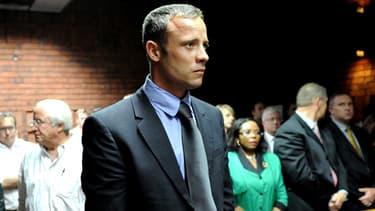 """Oscar Pistorius a plaidé """"non coupable""""."""