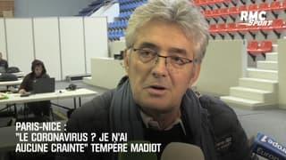 "Paris-Nice: ""Le Coronavirus ? Je n'ai aucune crainte"" calme Madiot"