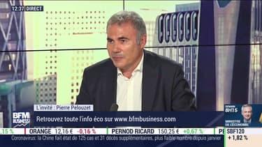 Pierre Pelouzet, médiateur des entreprises