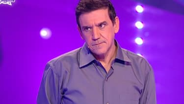 "Christian Quesada lors d'une émission des ""12 coups de midi"""